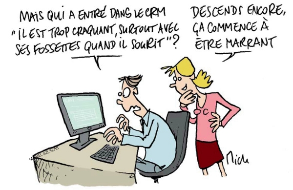 CRM Ressources humaines